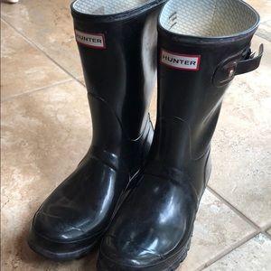 HUNTER short boot